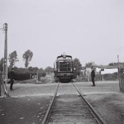 Spoorlijn 54 Sint- Niklaas- De Klinge, laatste trein