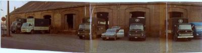 Spoorlijn 59 Oud goederenstation Sint- Niklaas