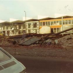 Spoorlijn 59 Afbraak goederenstation Sint- Niklaas