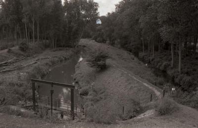 Heirbeek sluis 1990-2012