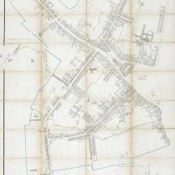 Popp-kaart: Kadastraal plan Sint-Niklaas, Popp 1/2500