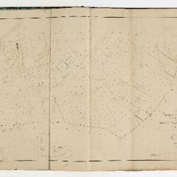 Kadastrale atlas Sinaai, midden 19de eeuw