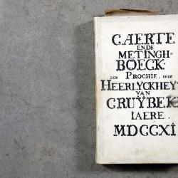 Landboek van Kruibeke