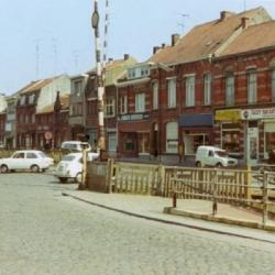 Spoorlijn 59 Overweg Driekoningenstraat Sint- Niklaas