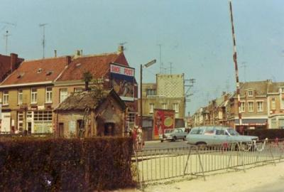 Spoorlijn 59 Overweg Plezantstraat Sint- Niklaas