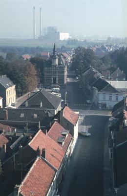 Gemeentehuis Kallo en Hoog Kallo
