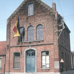 Gemeentepomp in Verrebroek