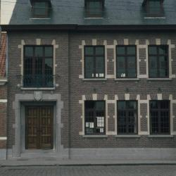 De Sint-Laurentiuskerk in Verrebroek