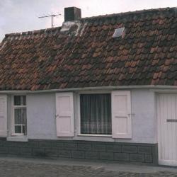 Oude hoeves in Kieldrecht