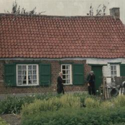 Oude hoeve in Kieldrecht
