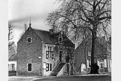 Gemeentehuis, Haasdonk