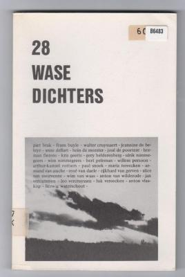 28 Wase Dichters