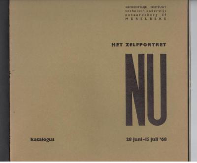 Het Zelfportret Nu : Samensteller en layout Anton Vlaskop