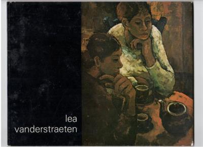 Lea Vanderstraeten en Anton Vlaskop