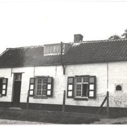 Gemeentehuis Kallo + Hoog Kallo vanaf kerktoren