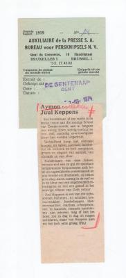 Anton Vlaskop en Juul Keppens