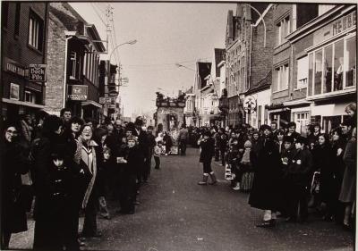 Kieldrecht, Dorpsstraat, Carnaval
