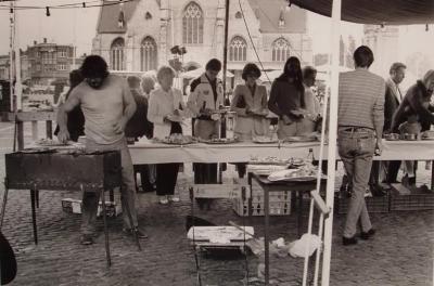 Beveren, Grote Markt, Beverse Feesten