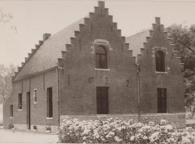 Melsele, Appelstraat, Schaliënhuis