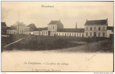 Dorpplaats, Haasdonk