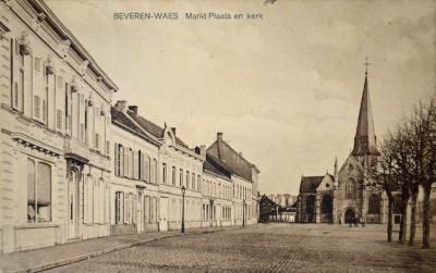 Markt en Kerk - Beveren