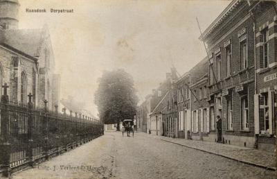 Dorpsstraat, Haasdonk