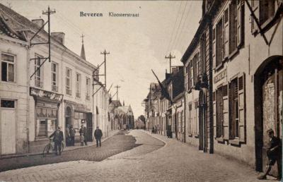 Kloosterstraat, Beveren