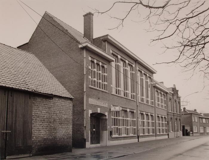 Verrebroek, Sint-Laurentiusstraat, ontmoetingscentrum