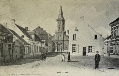Kerkstraat, Kallo