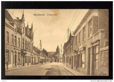 Dorpstraat, Kieldrecht