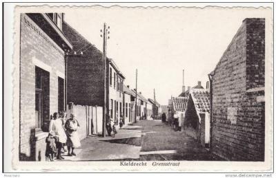 Grensstraat, Kieldrecht