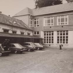 Beveren, Kloosterstraat, Gemeentelijk technisch instituut (GTI)