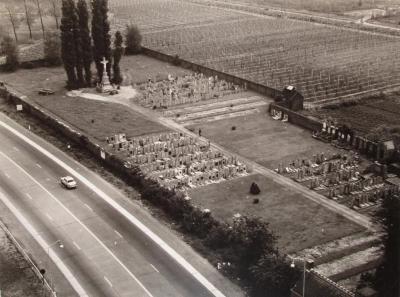 Beveren, Vesten begraafplaats