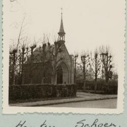 Kapel aan de Houten Schoen