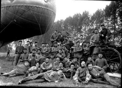Soldaten oefeningen (2): Kruibeke en Haasdonk