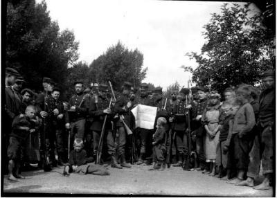 Soldaten oefeningen (17): kaartstudie