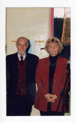Anton Vlaskop en Gerda Berckmoes
