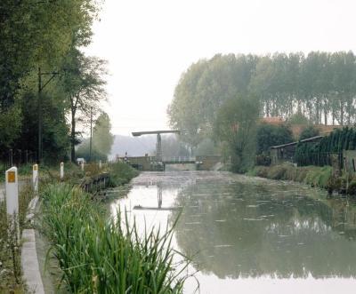 Moervaart met Terwestbrug