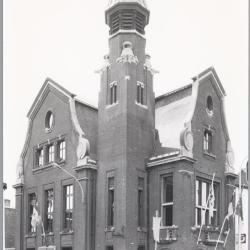 Het Oude Gemeentehuis van Zwijndrecht