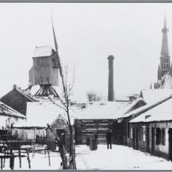Kroonmolen, Sint-Niklaas
