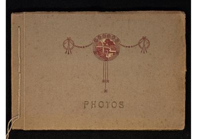 Fotoboek Gustaaf Drossens, B