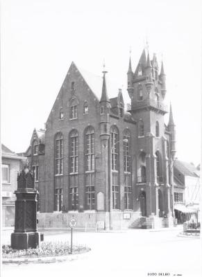 Gemeentehuis van Stekene