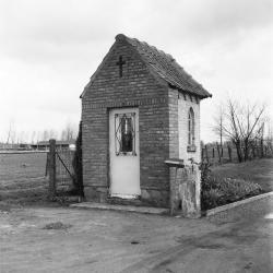 Kapel ter ere van 0. L. Vrouw van VII Weeën, Hoekstraat Lokeren