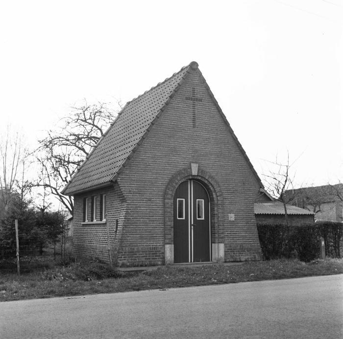kapel O. L. Vrouw van Salette, Bergstraat Stekene