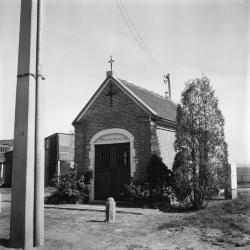 Kapel Sint-Anna, Vleeshouwersstraat Sinaai